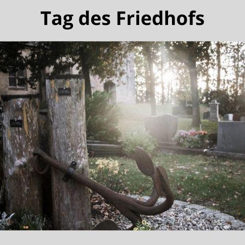 Tag des Friedhofs