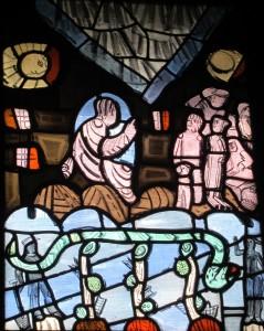 1 Adam-Christus Fenster